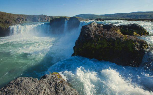 Nature et géologie en Islande